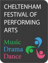 Cheltenham Festival of Performing Arts branding
